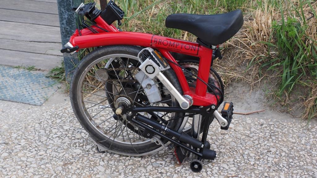 Klappbare - Faltbare Fahrräder