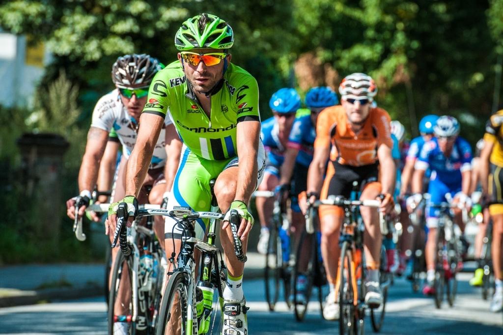 Fahrrad für Rennen